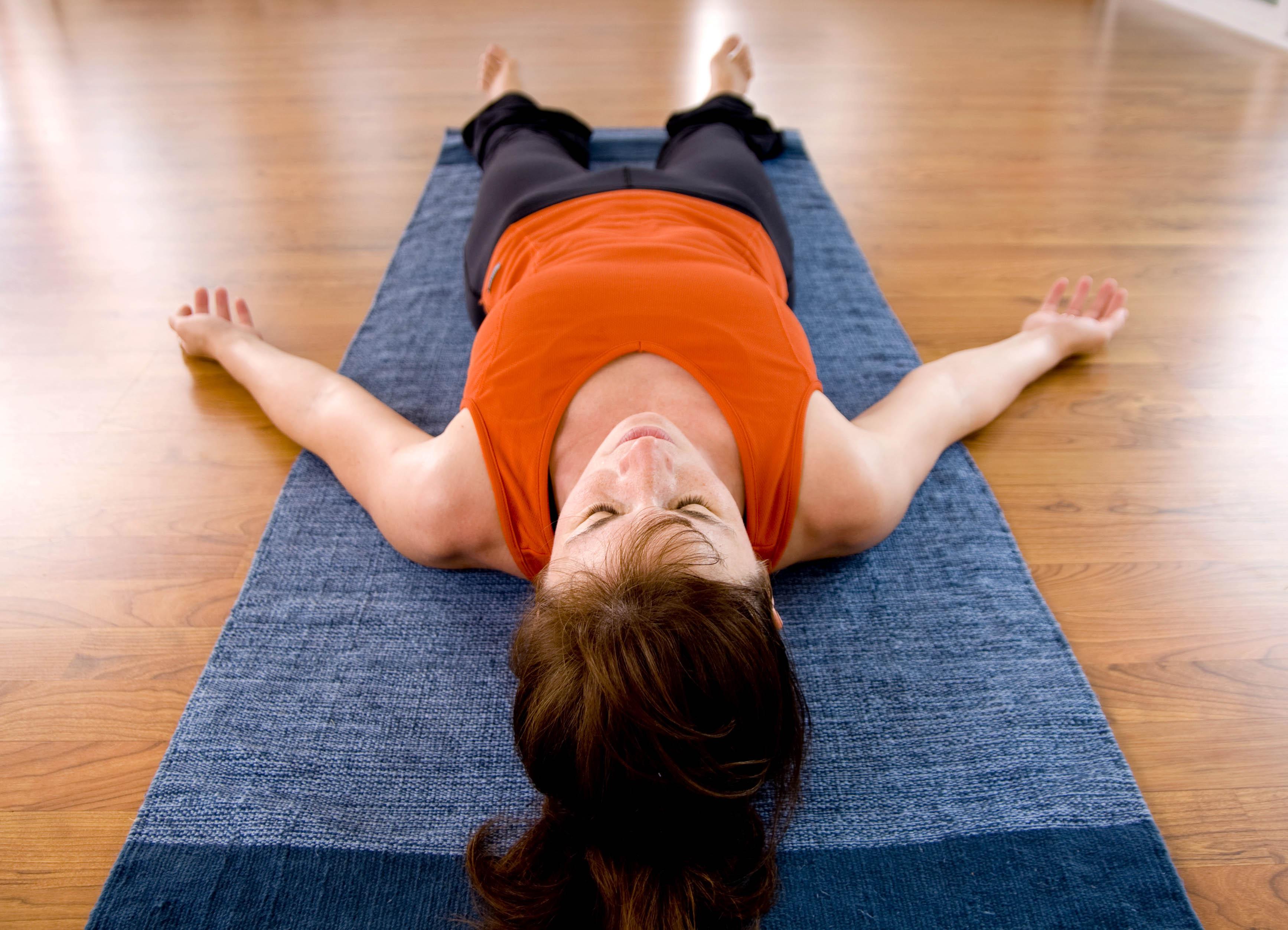 Yoga Nidra: Better Than a Nap with Joy Kirstin